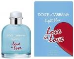 Dolce&Gabbana Light Blue Love Is Love EDT 125ml