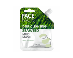 FACE FACTS DEEP CLEANSING SEAWEED MUD MASK, Sügavpuhastav mudamask mereadru 60ml