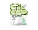 Face Facts Deep Cleansing Cucumber Mud Mask 60ml, Sügavpuhastav mudamask kurk