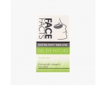Face Facts Gel Eye Patches Soothe Puffy Tired Eyes, 4 Pairs