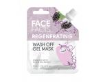 Face Facts Regenerating Wash Off Mask, Taastav geelmask põldmari 60ml