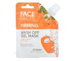 Face Facts Wash Off Mask Firming, Pinguldav geelmask ginseng 60ml