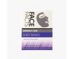 Face Facts Wrinkle Care Sheet Mask  2tk