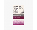 Face Facts ForeHead & Chin Pore Strips 6tk