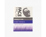 Face Facts Wrinkle Care Sheet Mask  2tk