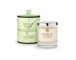 Grace Cole Fragrant Candle 200g Grapefruit, Lime & Mint, lõhnaküünal greipfruut, laim ja münt 200g
