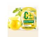 "Kangas näomask ""C+Citrus"", värskendav"