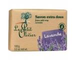 Le Petit Olivier Seep lavendel 100g
