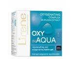 Lirene OXY in AQUA Rejuvenating oxygenating hydro-gel for normal skin Night 50 ml