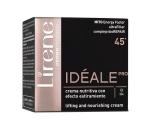 Lirene Lirene Idéale Pro 45+ Filling and Firming Night Cream