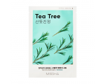 MISSHA Airy Fit Sheet Mask rahustav kangasmask Tea Tree