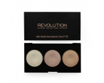 Makeup Revolution London Beyond Radiance Palette Brightener