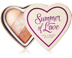 Makeup Revolution London I Heart Makeup Summer Of Love Hot Summer Of Love Bronzer