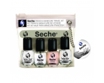 SECHE FRENCH MANI TRAVEL KIT - FRENCH MANI KIT