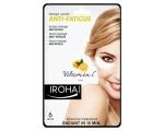 Iroha Eyepads C-vitamin. Silmapadjad C-vitamiin 6 tk