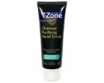 T-Zone Sügavpuhastav kooriv geel näole,  T-Zone Charcoal Purifying Facial Scrub 75ml