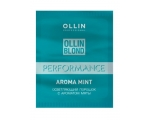 OLLIN Blond Performance Aroma Mint 30G
