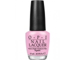 OPI Nail Lacquer H71 Suzi Shops & Island Hops
