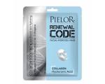 Pielor Renewal Code Facial Sheet Mask Collagen Boosting