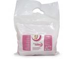 Pink TiO2 Elastic Wax Disk Bag 1000g, Воск для депиляции кремообразной консистенции
