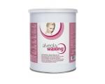 PinkTiO2 Elastic Wax in Jar 800 ml