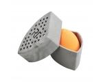 Real Techniques Storage Premium Sponge Case Applicator, футляр для спонжей