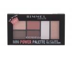 Rimmel London Mini Power Palette 003 Queen Makeup Palette