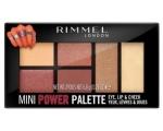 Rimmel Mini Power Palette Eye, Lip & Cheek 006