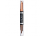 Rimmel eyeshadow Magnif'eyes Shadow And Liner 002 KISSED BY A ROSE GOLD