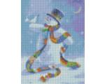 5D Diamond Puzzle, 5D Жемчужная картина  34X44