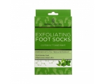 Skin Academy Exfoliating Foot Socks - Tea Tree & Peppermint