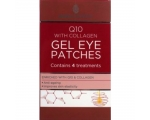 Skin Academy Geelmask silmadele Q10 kollageeniga 4x2tk