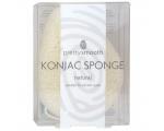 Skin Academy Konjac Sponge Natural