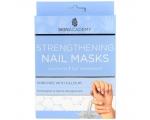 Skin Academy Nail Mask  Strengthening, 1 Treatment, Küüntemask tugevdav ja taastav kaltsiumiga