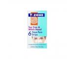 T-Zone Nose Pore Strips Tea Tree & Witch Hazel 6pc