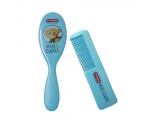 Titania Baby Brush Blue Set
