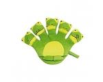 Titania Bath Glove Frog, Pesemiskinnas lastele - konn