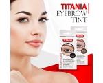 Titania Eyebrow & Eyelash Dye Black, Отзывы на Косметический набор для подкрашивания бровей и ресниц