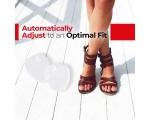 Titania Gel Forefoot Pads 2 pairs, Sandaalide ja plätude kandmiseks varvaste eraldaja