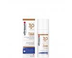 Ultrasun Tan Activator Face SPF30 50ml,  Лосьон-ускоритель загара