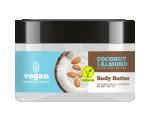 Vegan Desserts Niisutav ja taastav kehavõi kookose ja mandliõlidega 250ml