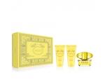 Versace Yellow Diamond 3 Piece Gift Set