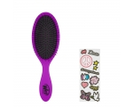 Wetbrush Detangler With Stickers Peace