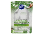 Acty Hydrogel Mask  Purifying