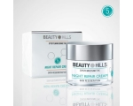 BeautyHiils Night Repair Cream 100ml