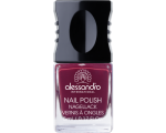 ALESSANDRO NAIL POLISH 154 MIDNIGHT RED