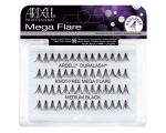 Ardell Mega Flare Individual Lashes - Medium Black