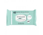 Byphasse Make Up Remover Wipes Aloe Vera Sensitive 40pices