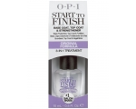 OPI Start To Finish, Base Coat, Top Coat & Strengthener